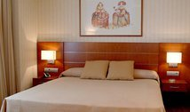 Spacious, comfortable and well decorated rooms