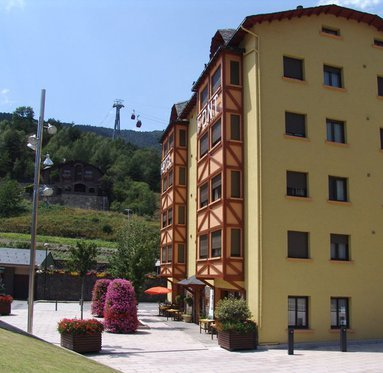 Comfortable and friendly hotel in La Massana
