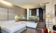 Ideal rooms for both business and leisure trips to Bilbao.