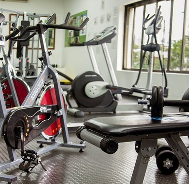 To stay in shape during your stay in Cali