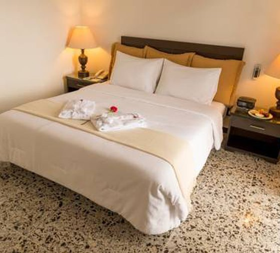 The Sercotel Tequendama Inn Estación-Buenaventura hotel has bright and spacious ...