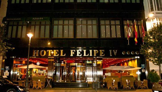Welcome to Sercotel Felipe IV, located in the heart of ...