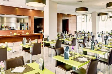 Daily menus at the Sercotel JC1 Murcia Hotel