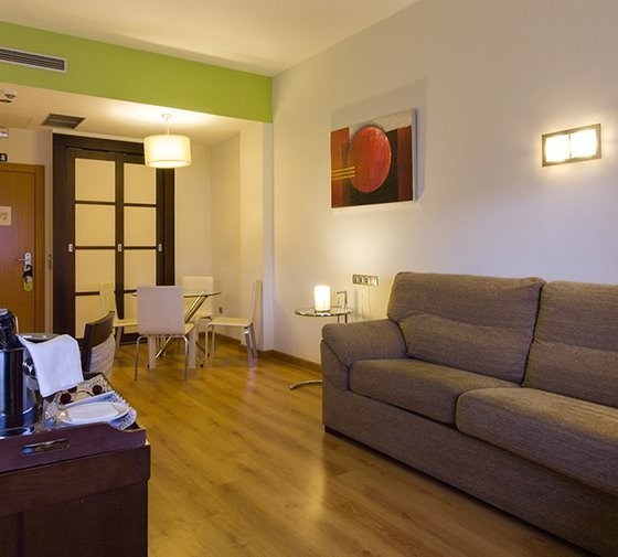 The Boroña Sercotel hotel  has 4 Family Rooms which exceeds ...