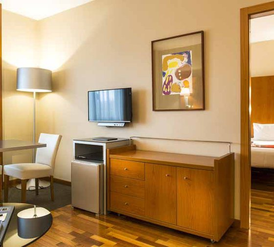 The Sercotel AB Rivas has 1 Junior Suite. An excellent ...