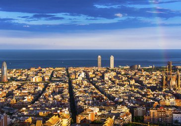 Barcelona is one of the most exciting destinations in Spain ...
