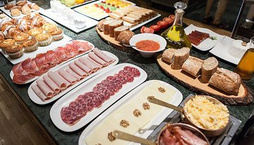 Start your day with energy in the Europa Hotel, Pamplona