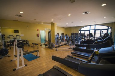 Get fit in our facilities.
