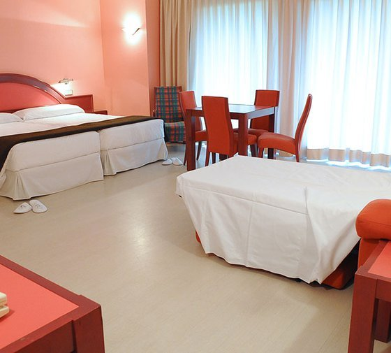 Our hotel in Santander boasts 20 very spacious double rooms ...