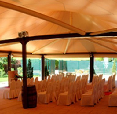 Ideal rooms for any type of event in Alcorcón