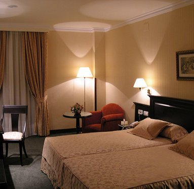 Spacious, comfortable and tastefully decorated rooms