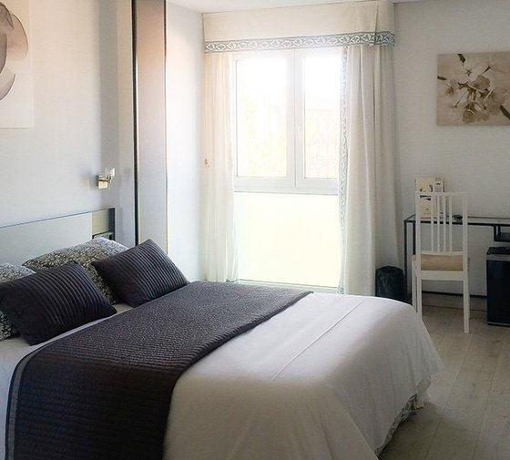 In these rooms at Sercotel Hotel Rey Sancho is possible ...