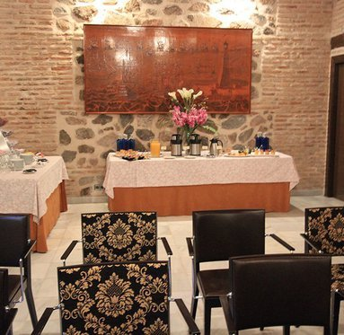 Celebrate your event or meeting at the Pintor El Greco