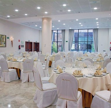 Organize your events in the Spa La Princesa meeting rooms
