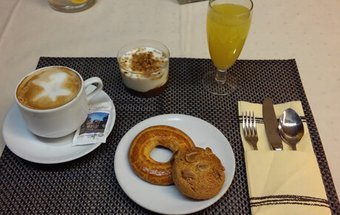 This Christmas get your breakfast for free at SERCOTEL LOS ...