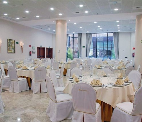 The Sofia function room is one of the biggest rooms ...