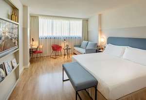 The Premium rooms in our Málaga hotel represent a plus ...