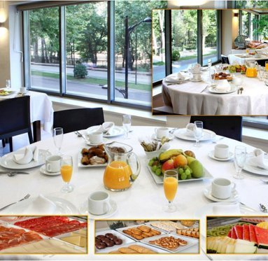 Try the delicious lunch and dinner at our hotel in ...