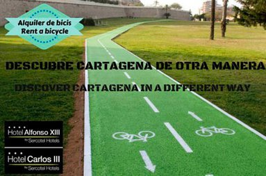 Discover Cartagena otherwise.