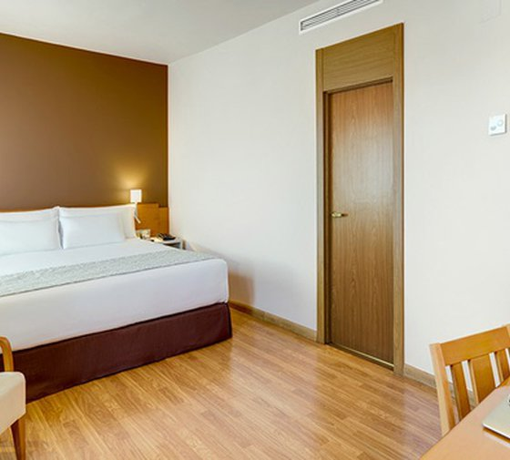 The superior rooms in Madrid of the Sercotel Alcala 611 ...