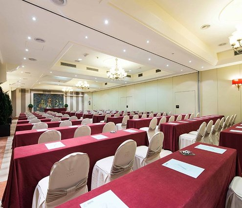 This function room is the combination of Imperial, Simancas and ...