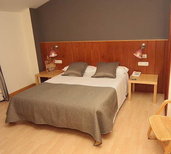 Our hotel features several spacious and functional 20-square-metre adapted rooms ...