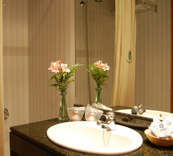 The individual rooms at Sercotel Felipe IV Hotel is ideal ...