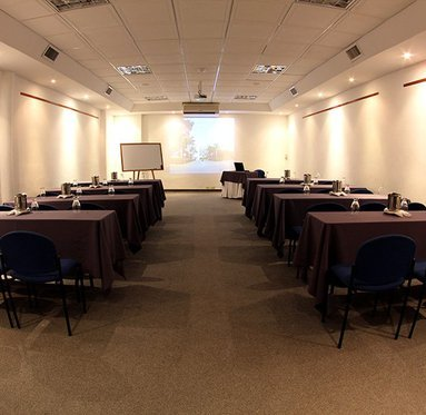 Variety of meeting rooms