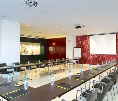 The combination of these three function rooms gives you a ...