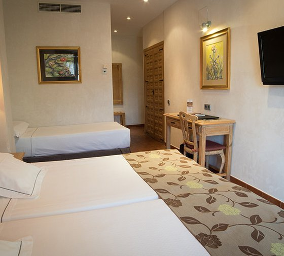 In Sercotel Pintor El Greco available for stays longer than ...
