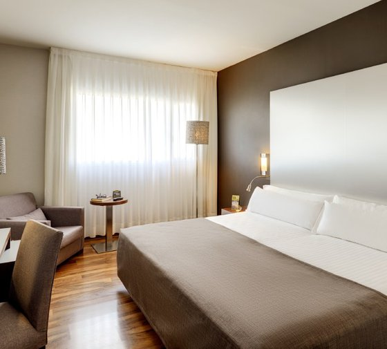 The Sercotel JC1 Murcia offers double rooms with spa service ...