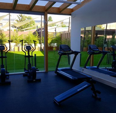 Relax and stay in shape at our facilities.