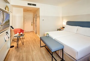 The Comfort rooms in our Málaga hotel will surprise you ...