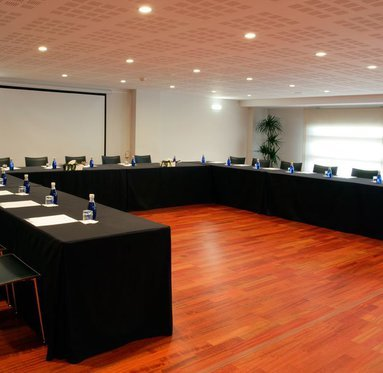 The Europa Hotel has three meeting rooms
