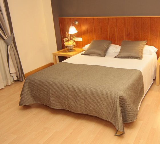 The hotel features spacious and comfortable exterior Room with Spa ...