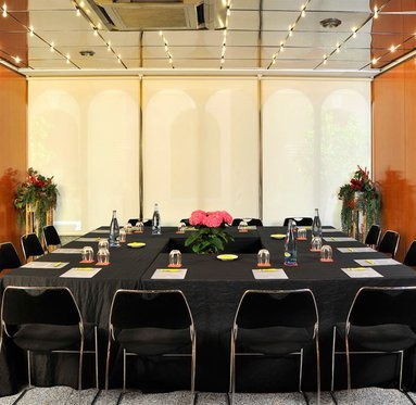 Intimacy and a cosy environment in your meetings