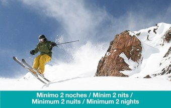 Enjoy our offer Hotel + Forfait in Grandvalira. Stay at the ...