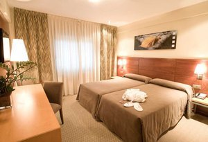 Sercotel La Collada Hotel Family rooms are ideal for a ...