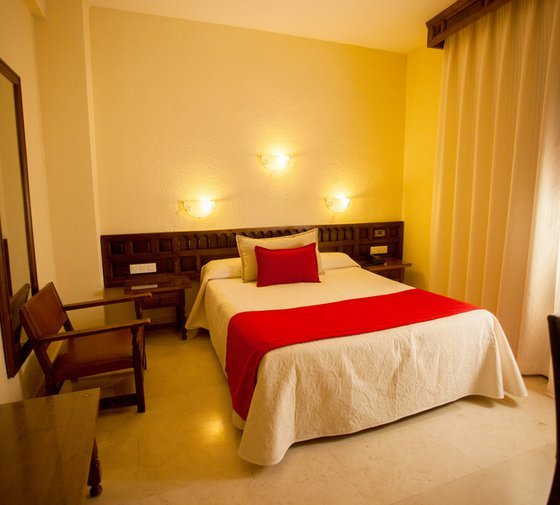 Ideal for your business trips. The individual rooms of the ...
