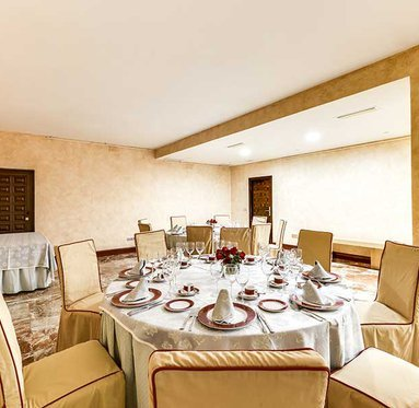 Rooms for banquets