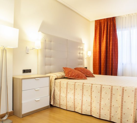 Hotel Sercotel Tres Luces has very full Junior Suites, equipped ...
