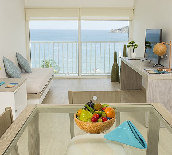 We are introducing the  Junior Suite Sercotel Tamacá Beach Resort ...