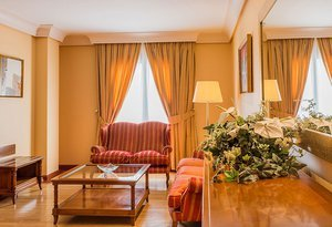 Our hotel in Ciudad Real has six superior suites with ...