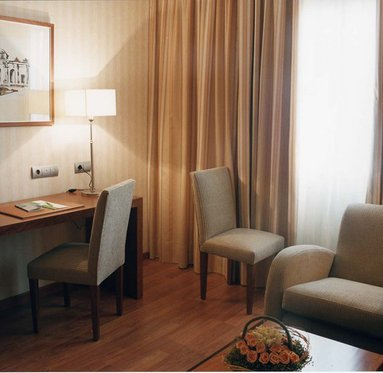 The comfort and design are present in oir rooms
