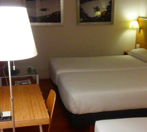 Hotel Sercotel Tres Luces has five triple rooms, 20m2 and ...