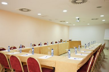 Organize your congress or professional meeting with us. At Sercotel ...