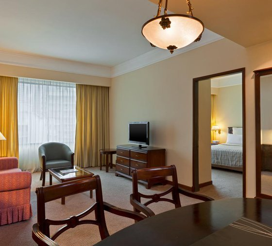 The Sercotel Panama Princess Hotel  also offers 16 Junior Suites ...