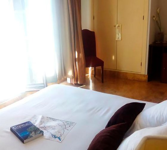 Sercotel Hotel Ciudad de Cazorla single rooms feature all the ...