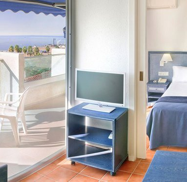 Rooms with air conditioning
