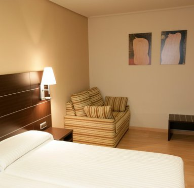 The rooms are fully equipped to facilitate your rest